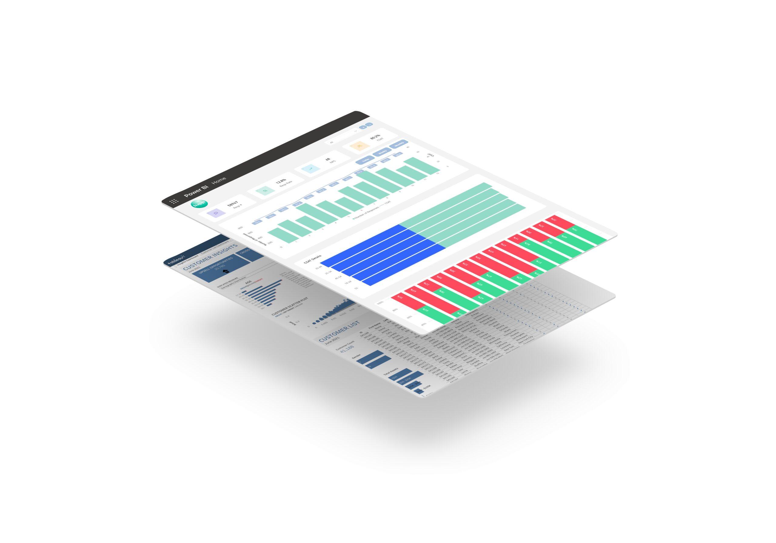 statistics bar graphs